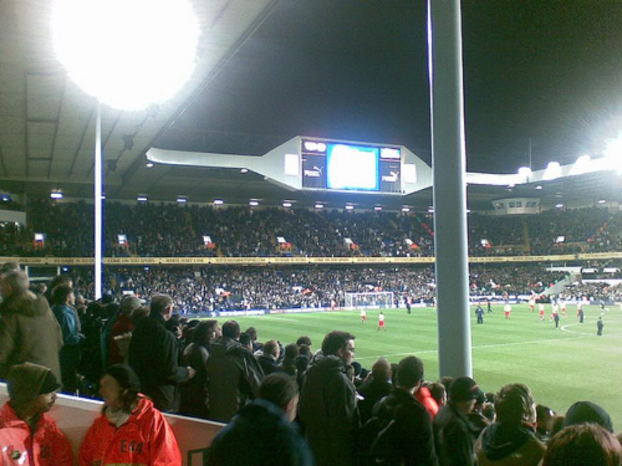 White Hart Lane East Stand